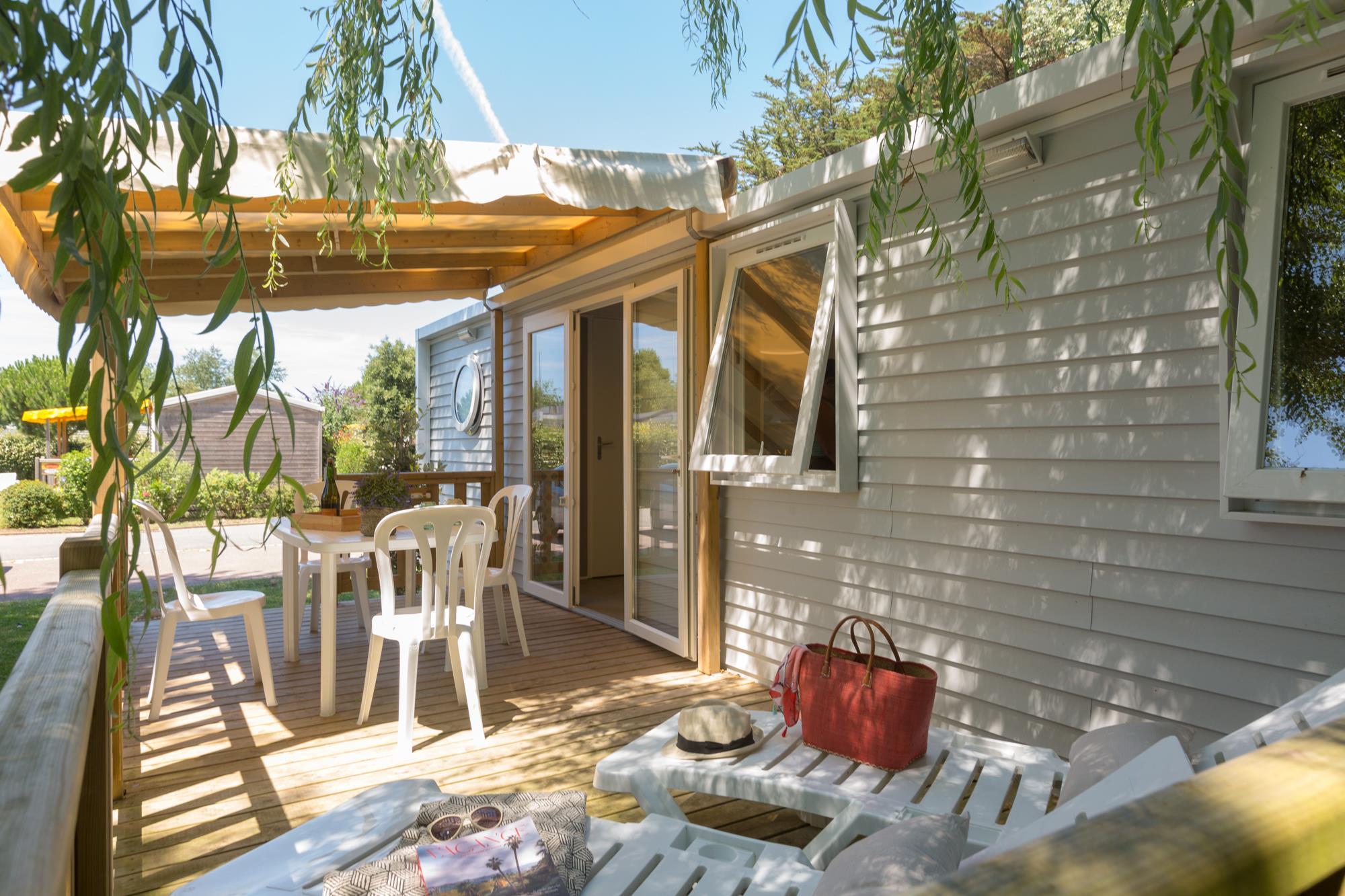 Location - Cottage **** (3 Chambres) - Yelloh! Village La Plage