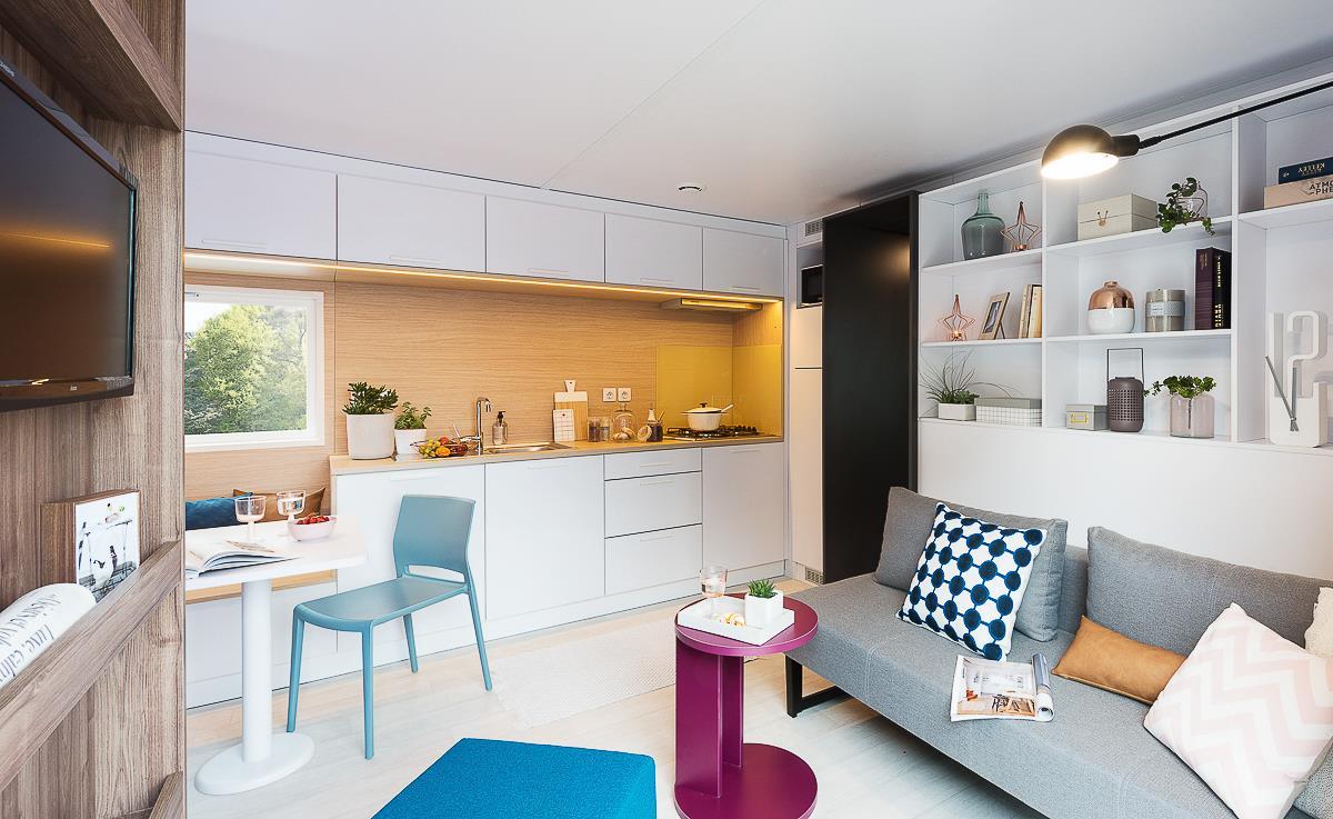 Location - Cottage Premium (2 Chambres, 2 Salles De Bain) - Yelloh! Village La Plage