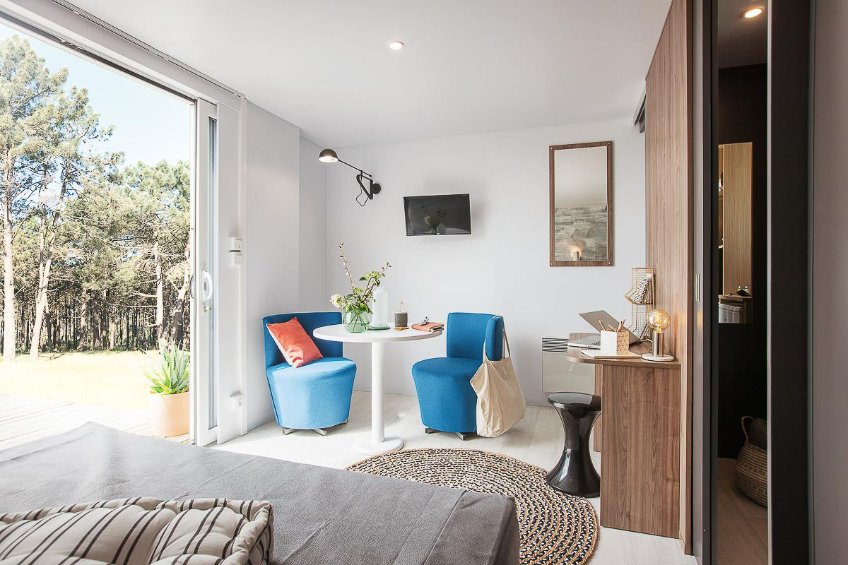 Location - Cottage Premium (3 Chambres, 3 Salles De Bain) Avec Spa - Yelloh! Village La Plage