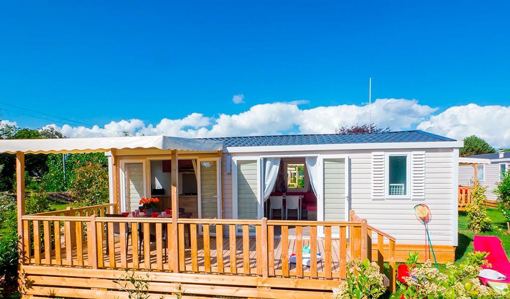 Location - Cottage**** (2 Chambres) - Yelloh! Village L'Océan Breton