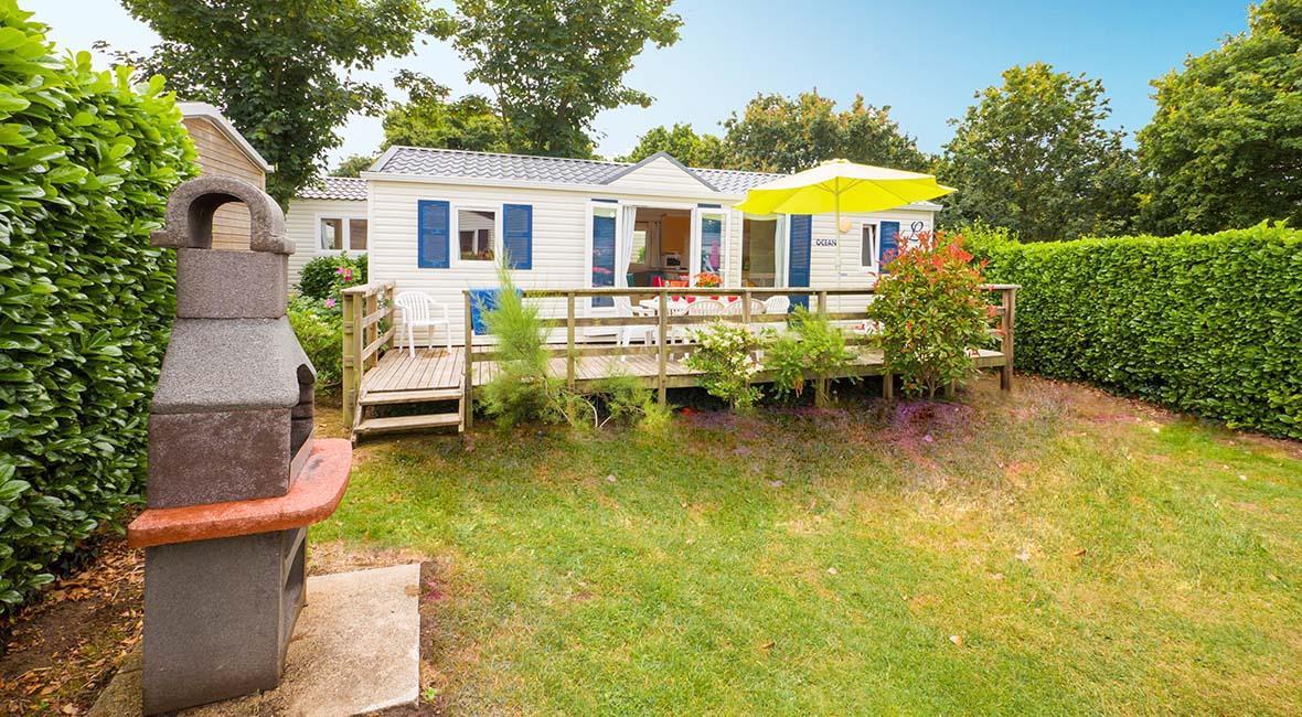 Location - Cottage*** (3 Chambres) - Yelloh! Village L'Océan Breton