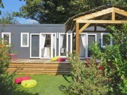 Location - Cottage Terre Et Mer Premium (3 Chambres - 2 Salles De Bain) - Yelloh! Village L'Océan Breton