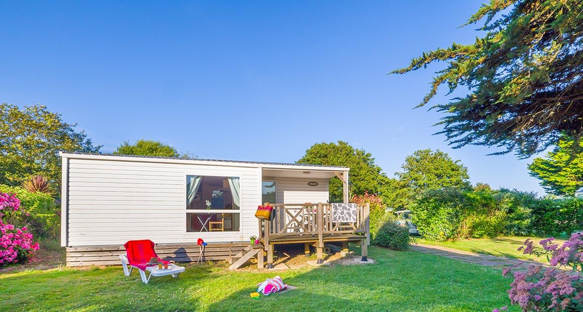 Location - Cottage**(2 Chambres) - Yelloh! Village L'Océan Breton