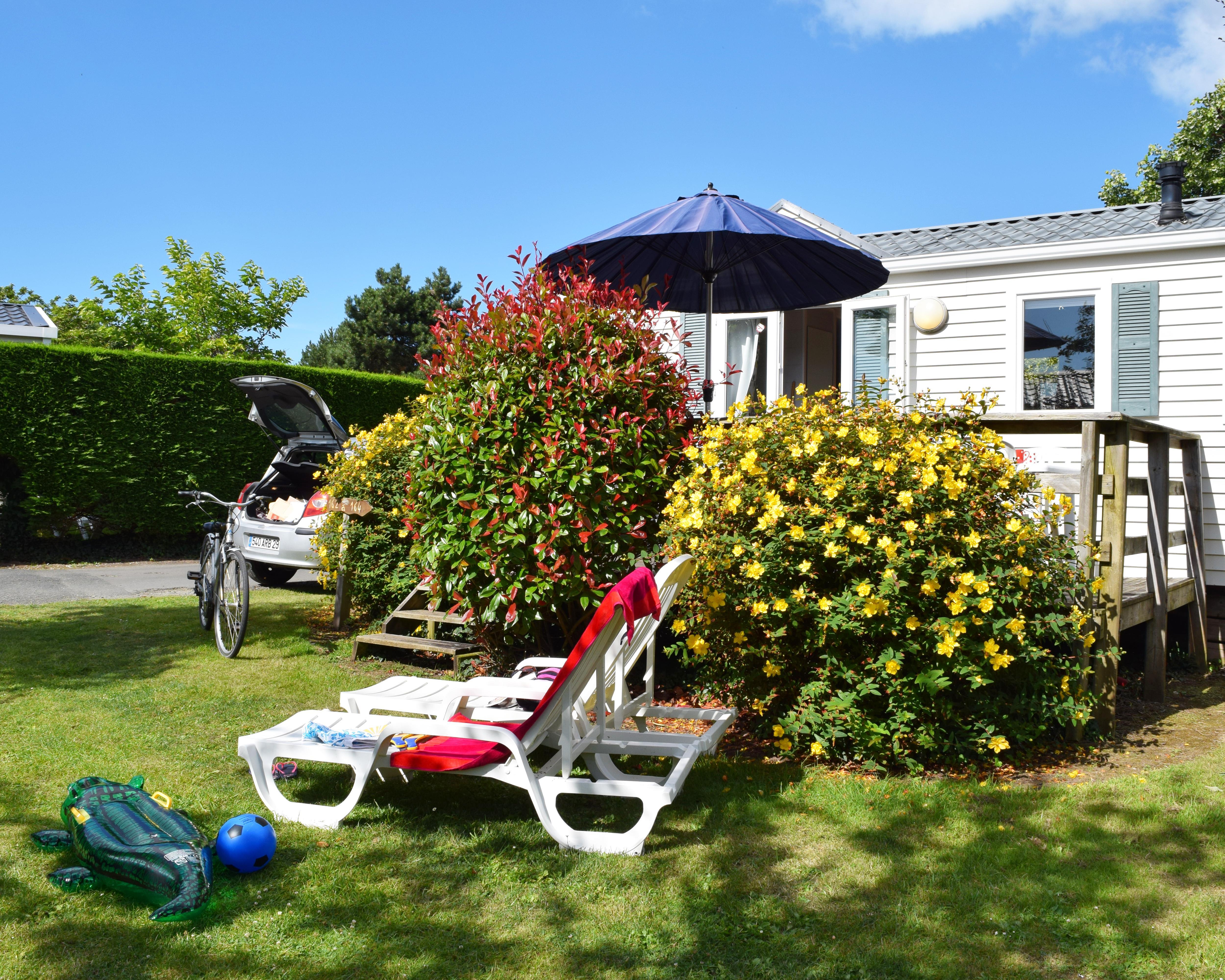 Location - Cottage *** (2 Chambres) - Yelloh! Village L'Océan Breton