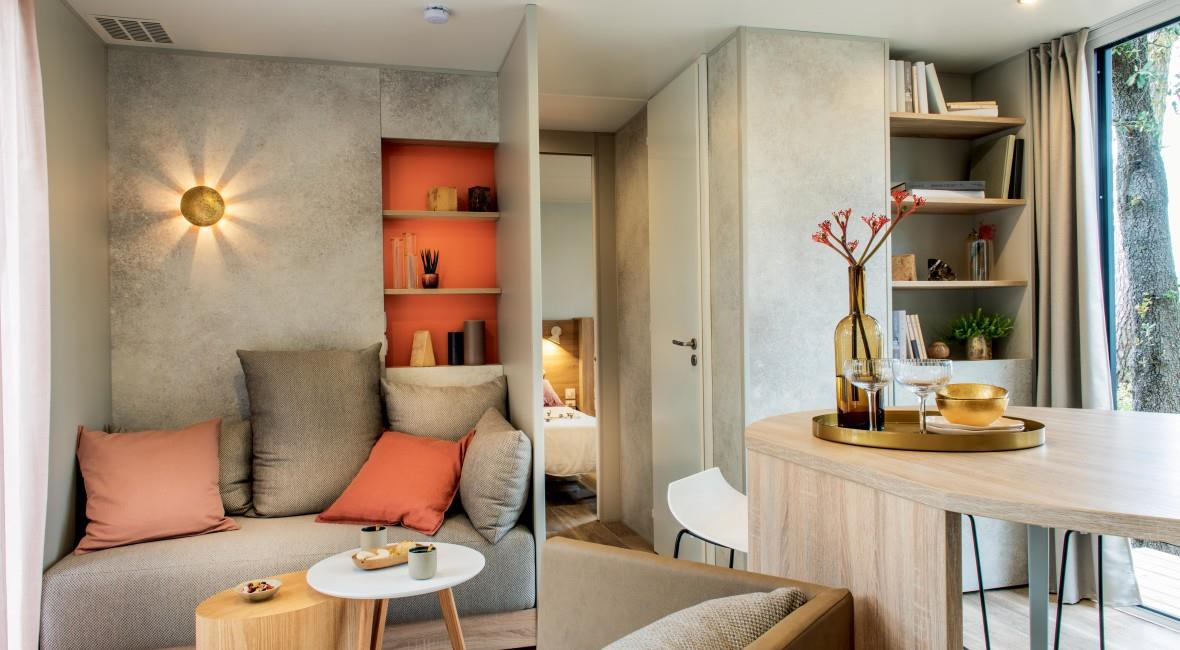 Location - Cottage Premium (3 Chambres - 2 Salles De Bain) Avec Spa - Yelloh! Village L'Océan Breton