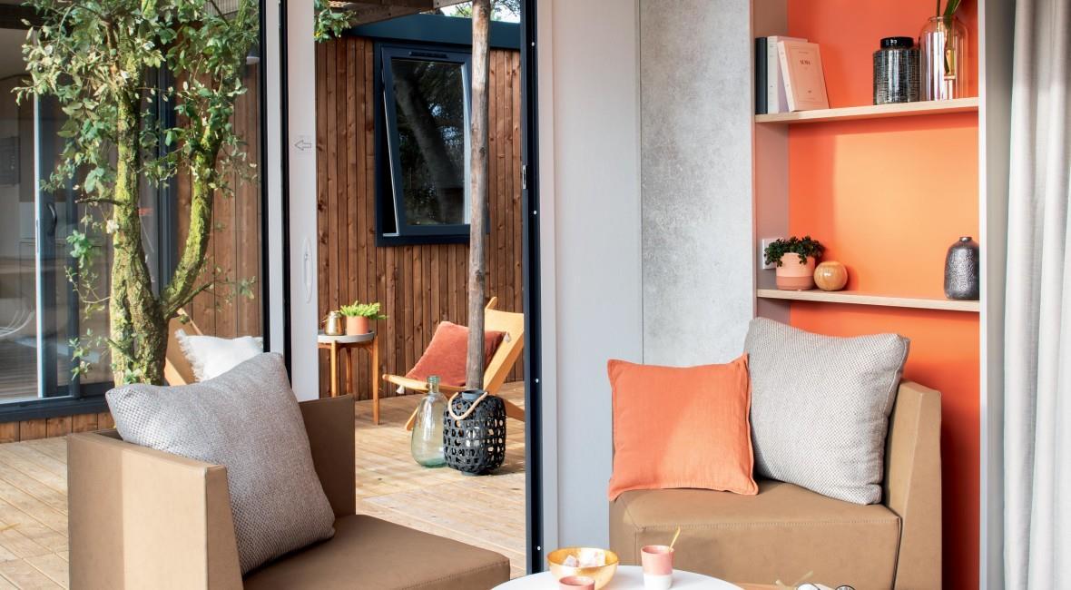 Location - Cottage Premium Double (3 Chambres - 3 Salles De Bain) Avec Spa - Yelloh! Village L'Océan Breton