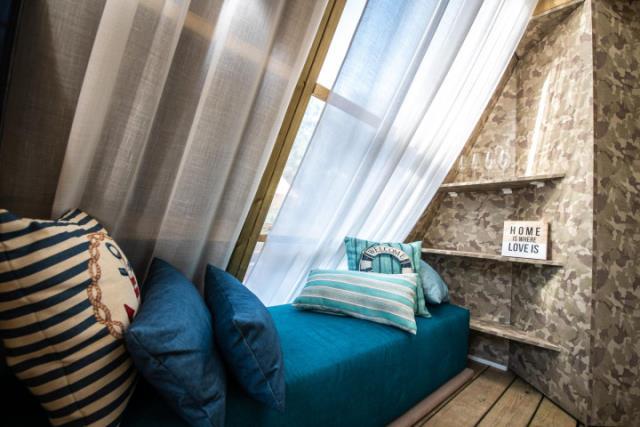 Location - Tente Lodge Premium 2 Chambres - Arena One 99 Glamping