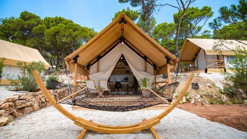 Location - Tente Safari 2 Chambres - Arena One 99 Glamping