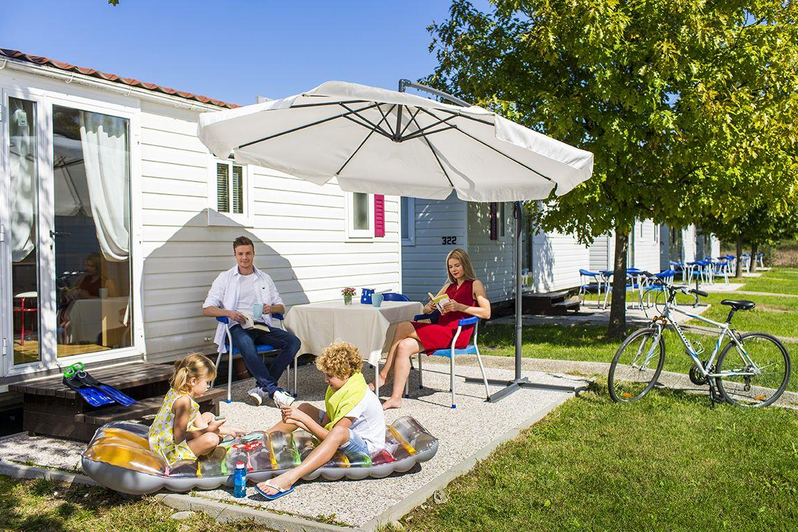 Location - Mobil Home - Camping Terme Ptuj