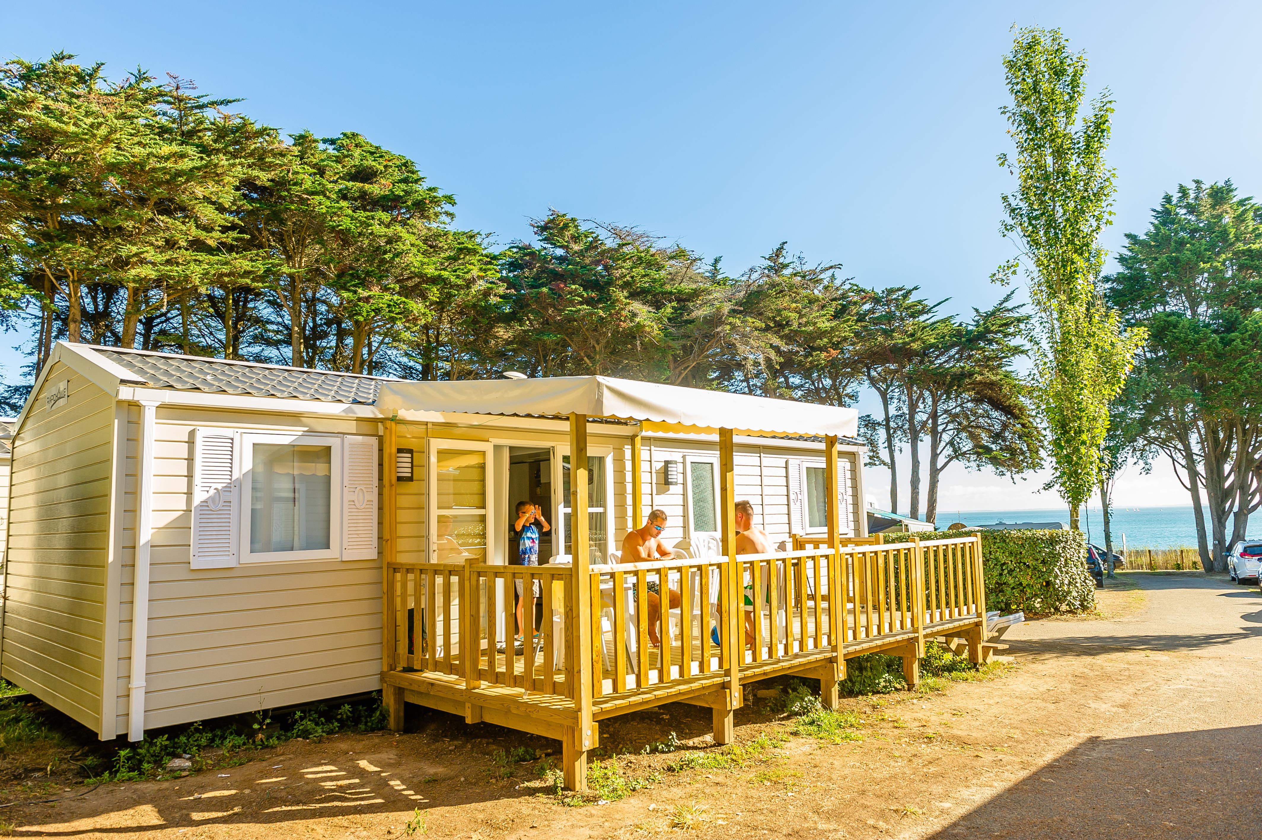 Camping le Conguel, Quiberon, Morbihan