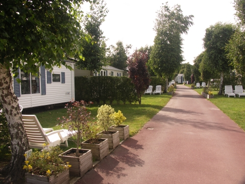 Location - Mobil-Home Relax 2 Ch 5 Prs - Camping La Baie