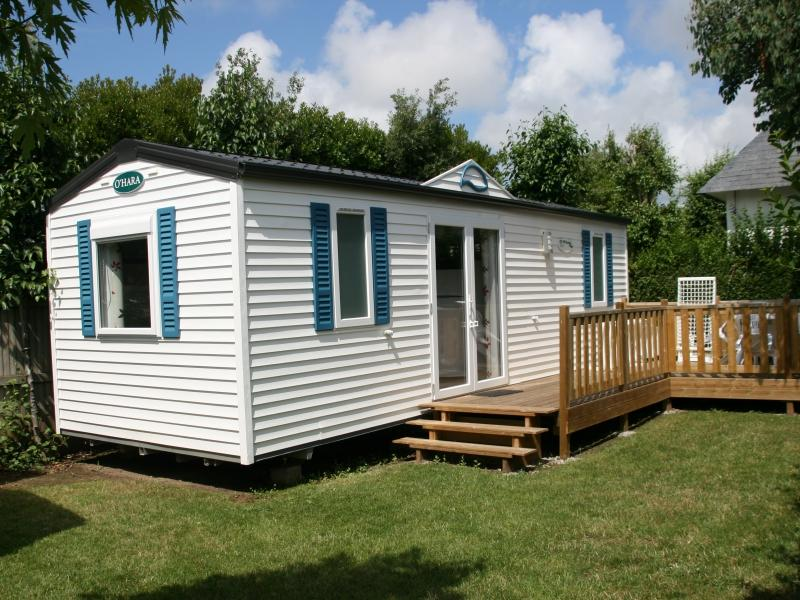 Location - Mobil-Home Relax 2 Ch 5 Prs Terrasse - Camping La Baie