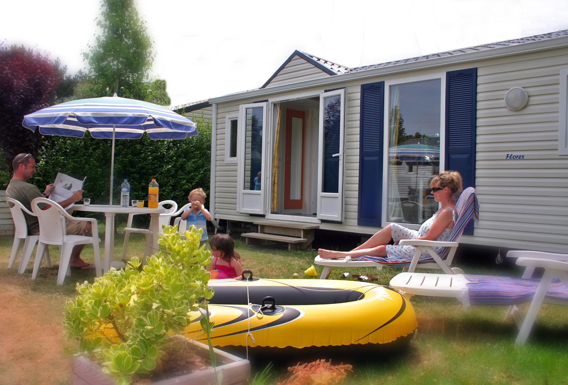 Camping la Baie, La Trinité-sur-Mer, Morbihan