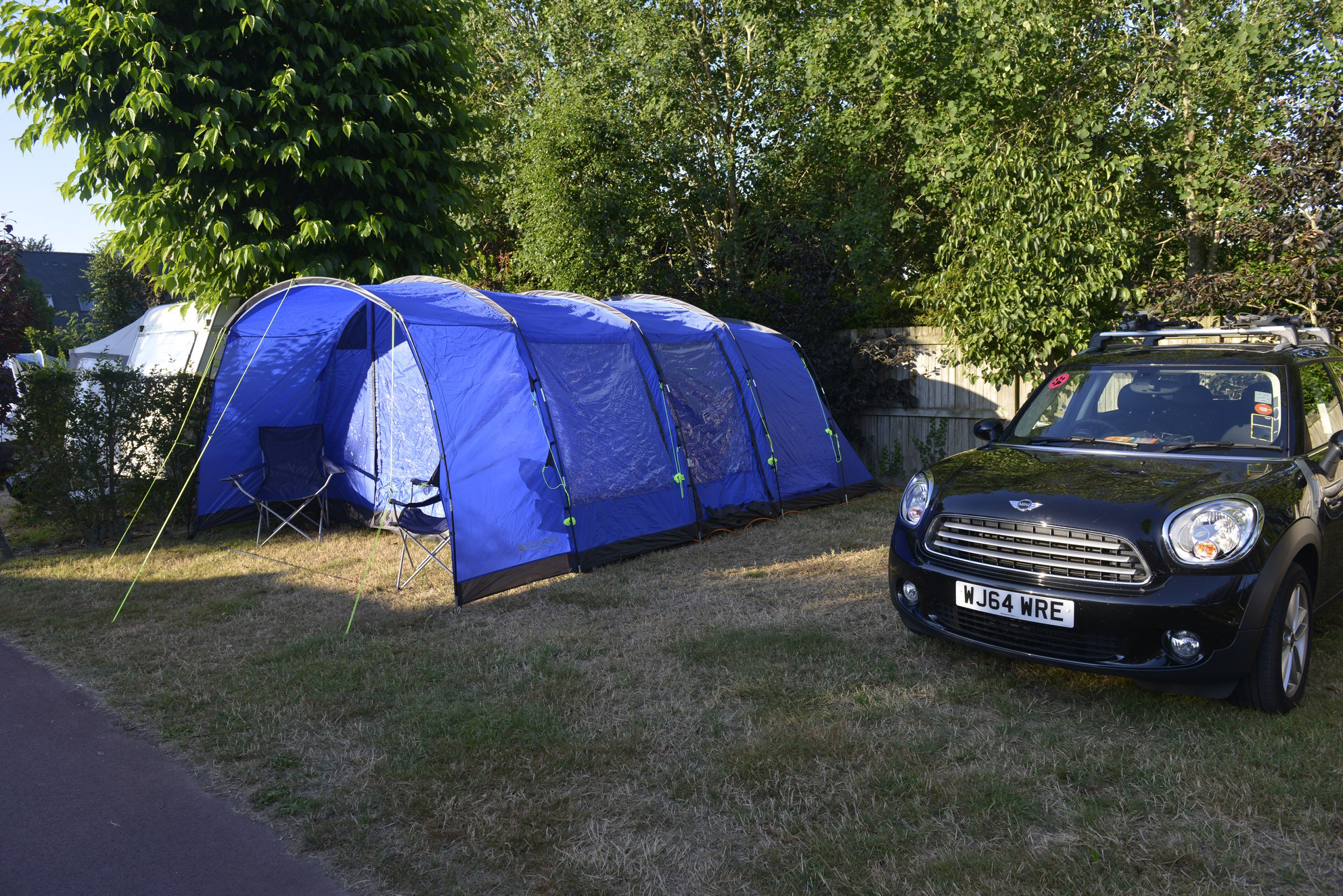 Emplacement - Emplacement Grand Confort - Camping La Baie