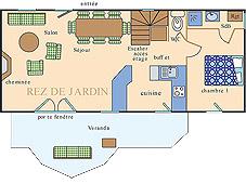 Location - Maison De Vacances La Longère **** 4 Chambres 2 Salles De Bain - Yelloh! Village Port de Plaisance