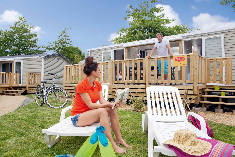 Location - Cottage Plaisance **** 2 Chambres - Yelloh! Village Port de Plaisance