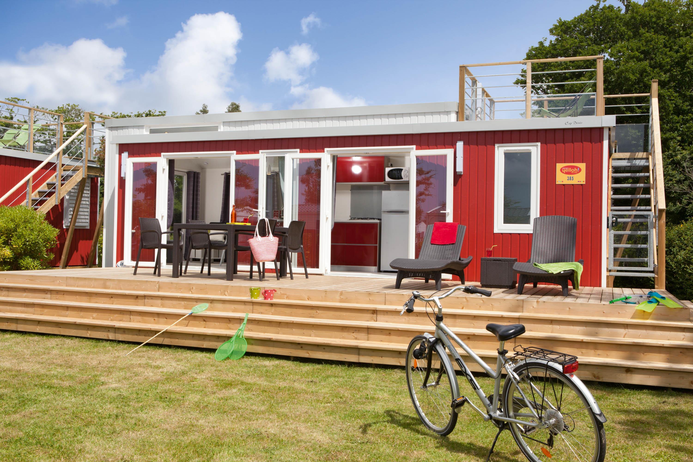 Location - Cottage Cap Déséo **** 2 Chambres - Yelloh! Village Port de Plaisance