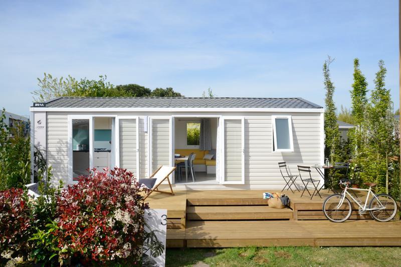 Location - Cottage Glenan **** 2 Chambres - Yelloh! Village Port de Plaisance