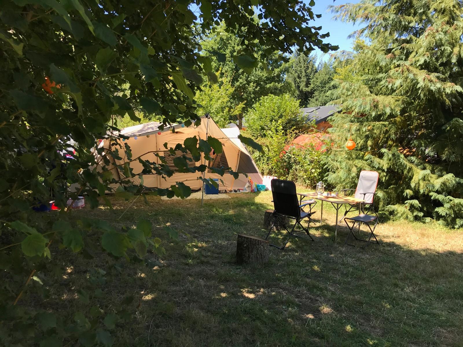 Camping Huttopia Baie du Mont St Michel , Baguer-Pican, Ille-et-Vilaine