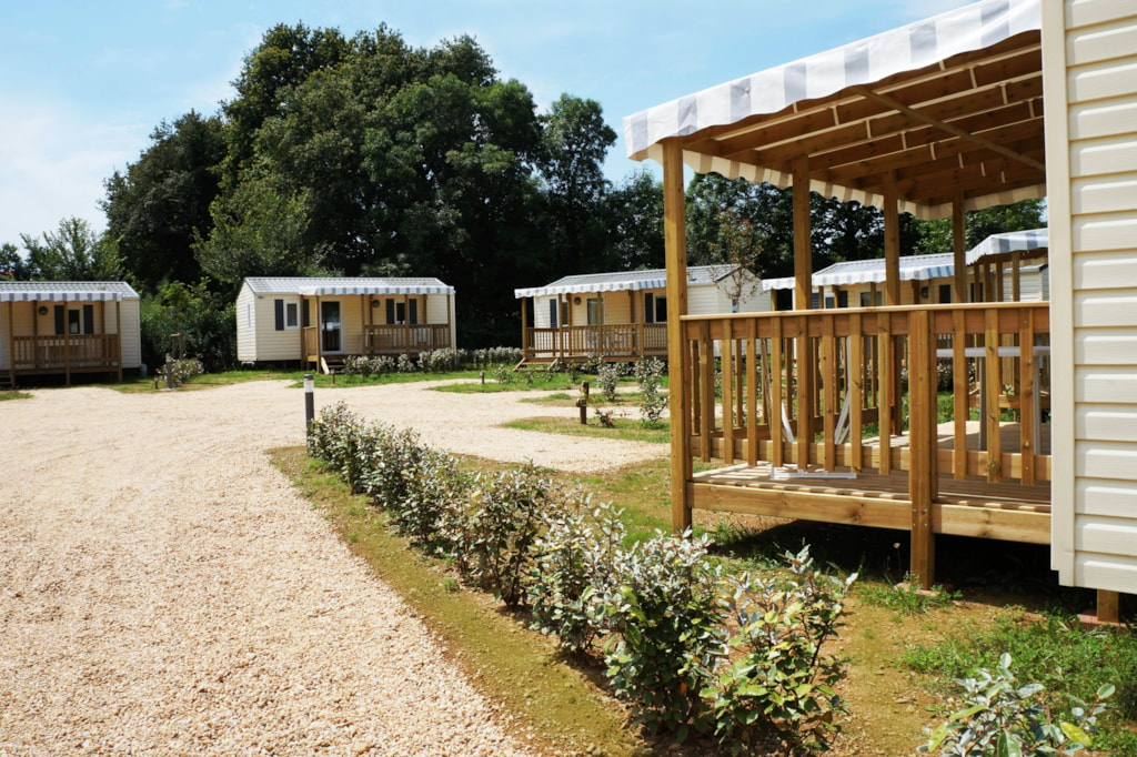 Mobil-Home 2 Chambres 28 M2