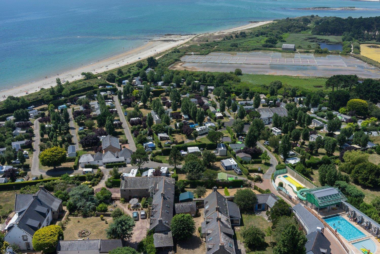 Camping de la Plage, La Trinité-sur-Mer, Morbihan
