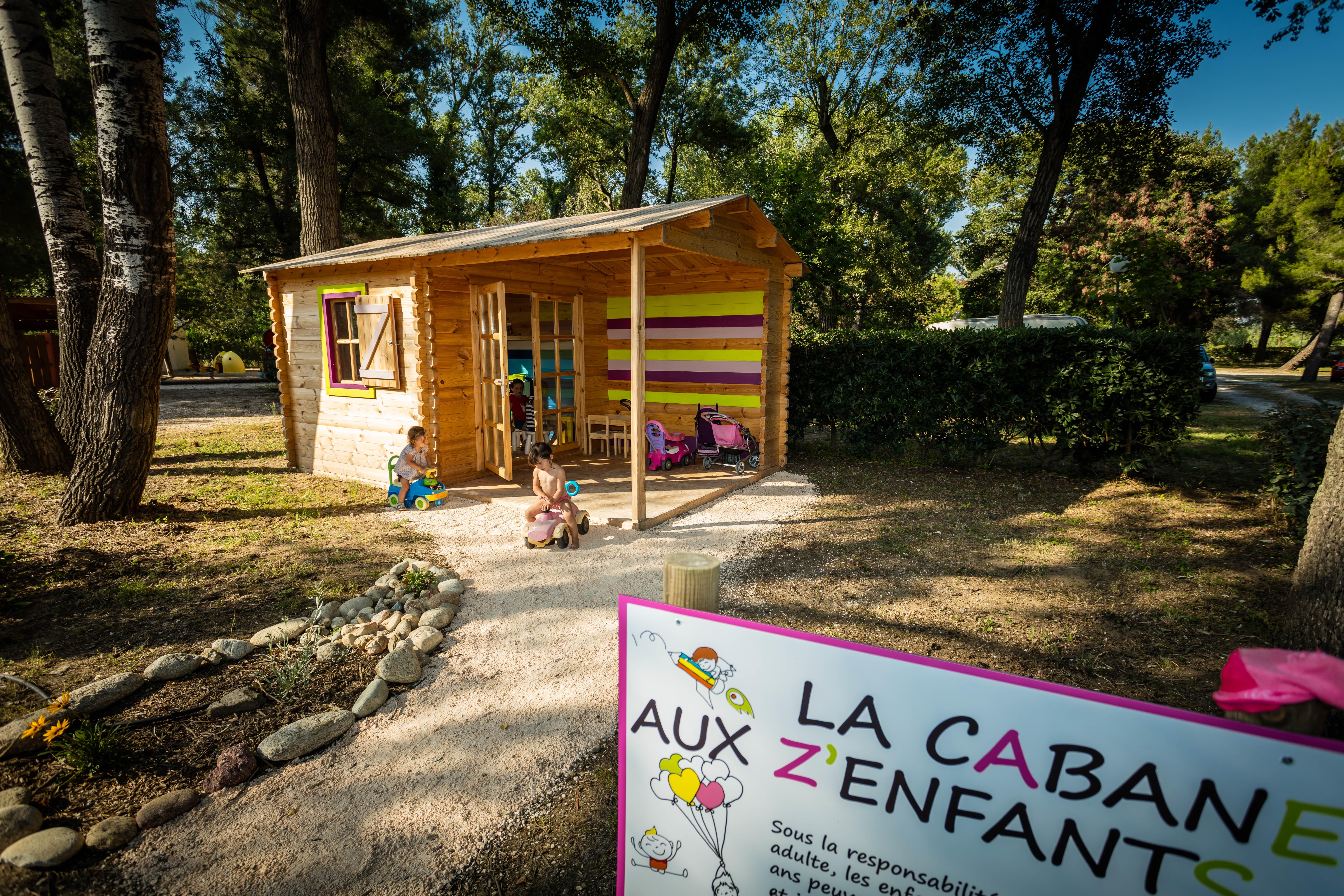 Camping la Tour de France, Latour-de-France, Pyrénées-Orientales