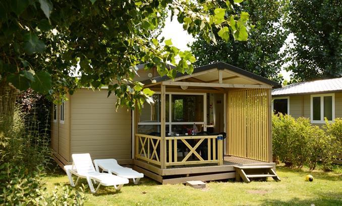 Location - Chalet Adriatique - 2 Chambres - Camping Les Iles