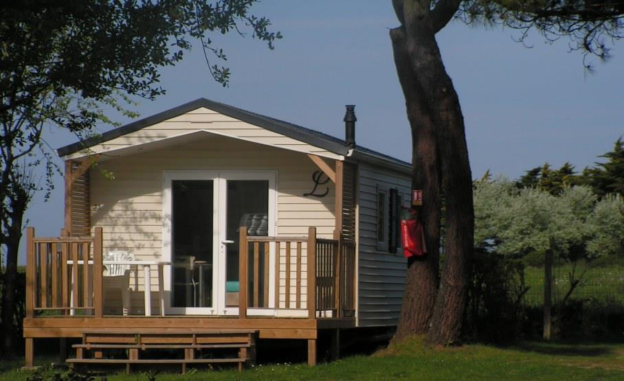 Location - Mobil-Home Adriatique - 1 Chambre - Camping Les Iles
