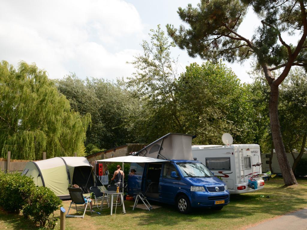 Emplacement - Emplacement Avec Électricité (Front De Mer) - Camping Les Iles