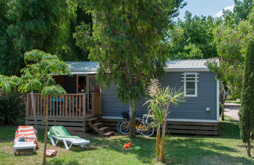 Location - Cottage Balnéo 2 Chambres **** Climatisé - Yelloh! Village Le Sérignan Plage