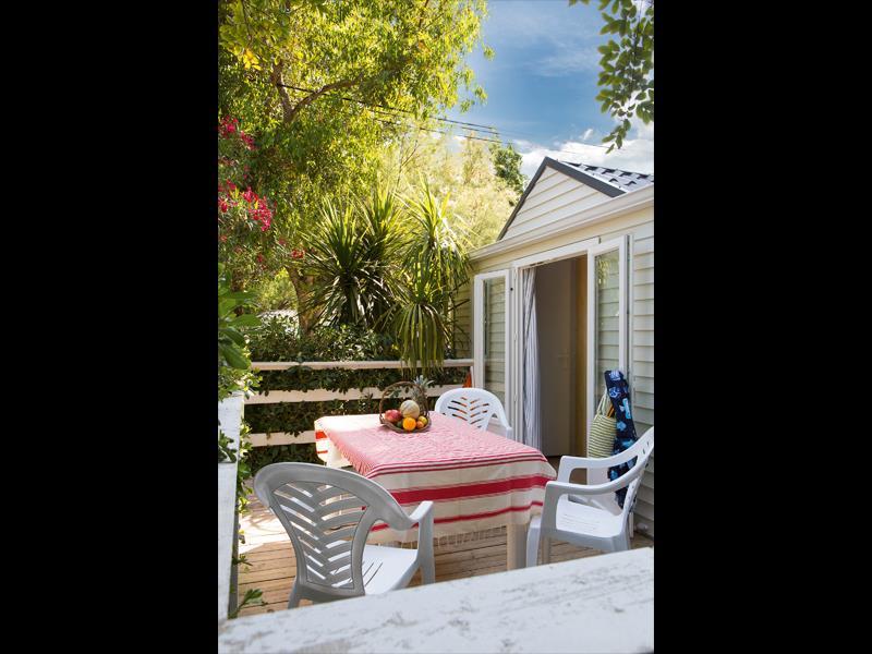 Location - Cottage Occitanie 2 Chambres *** Climatisé - Yelloh! Village Le Sérignan Plage