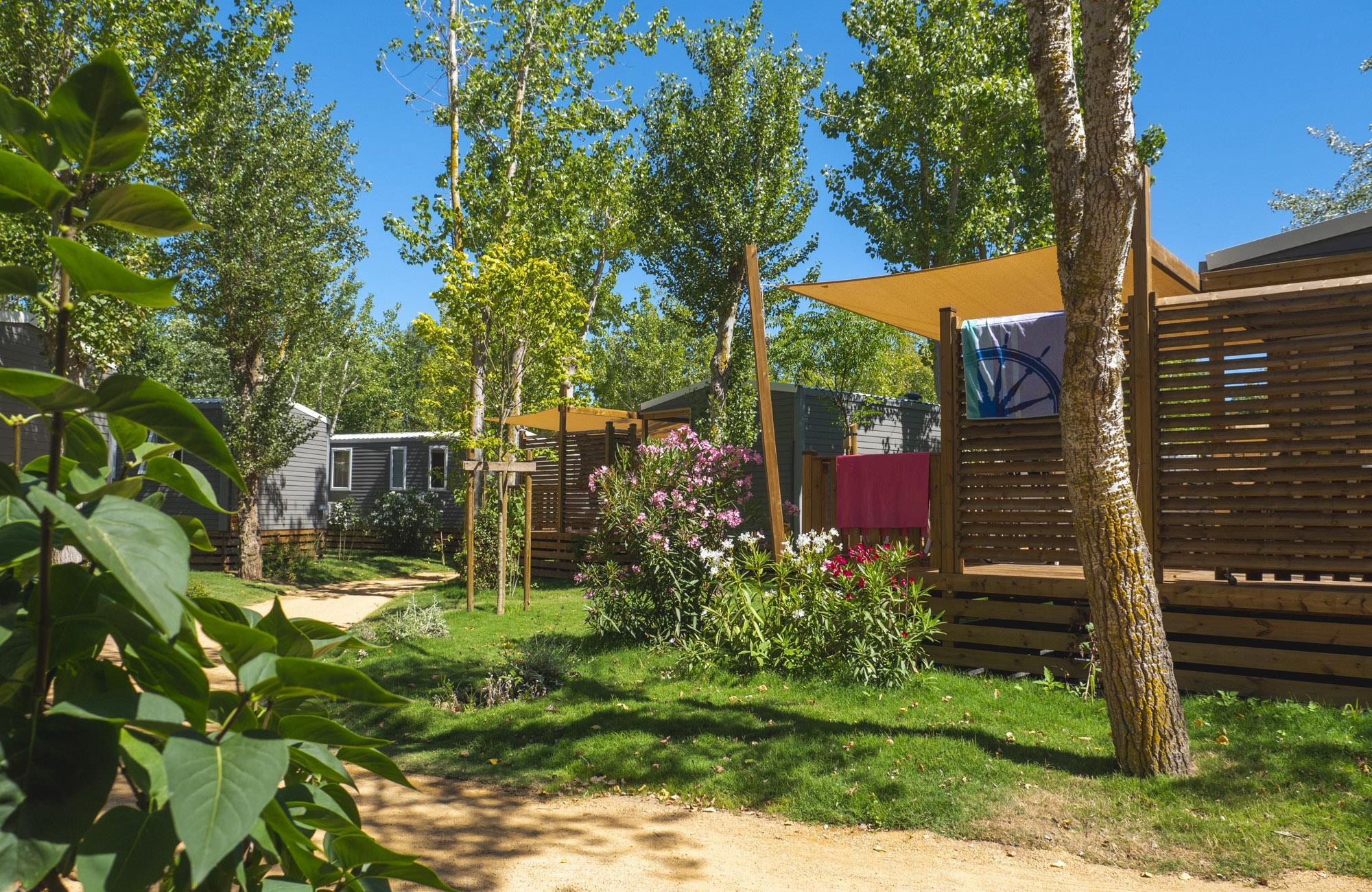 Location - Cottage Lagon 3 Chambres **** - Yelloh! Village Le Sérignan Plage