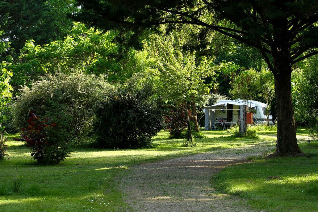 Camping Château le Haget, Montesquiou, Gers