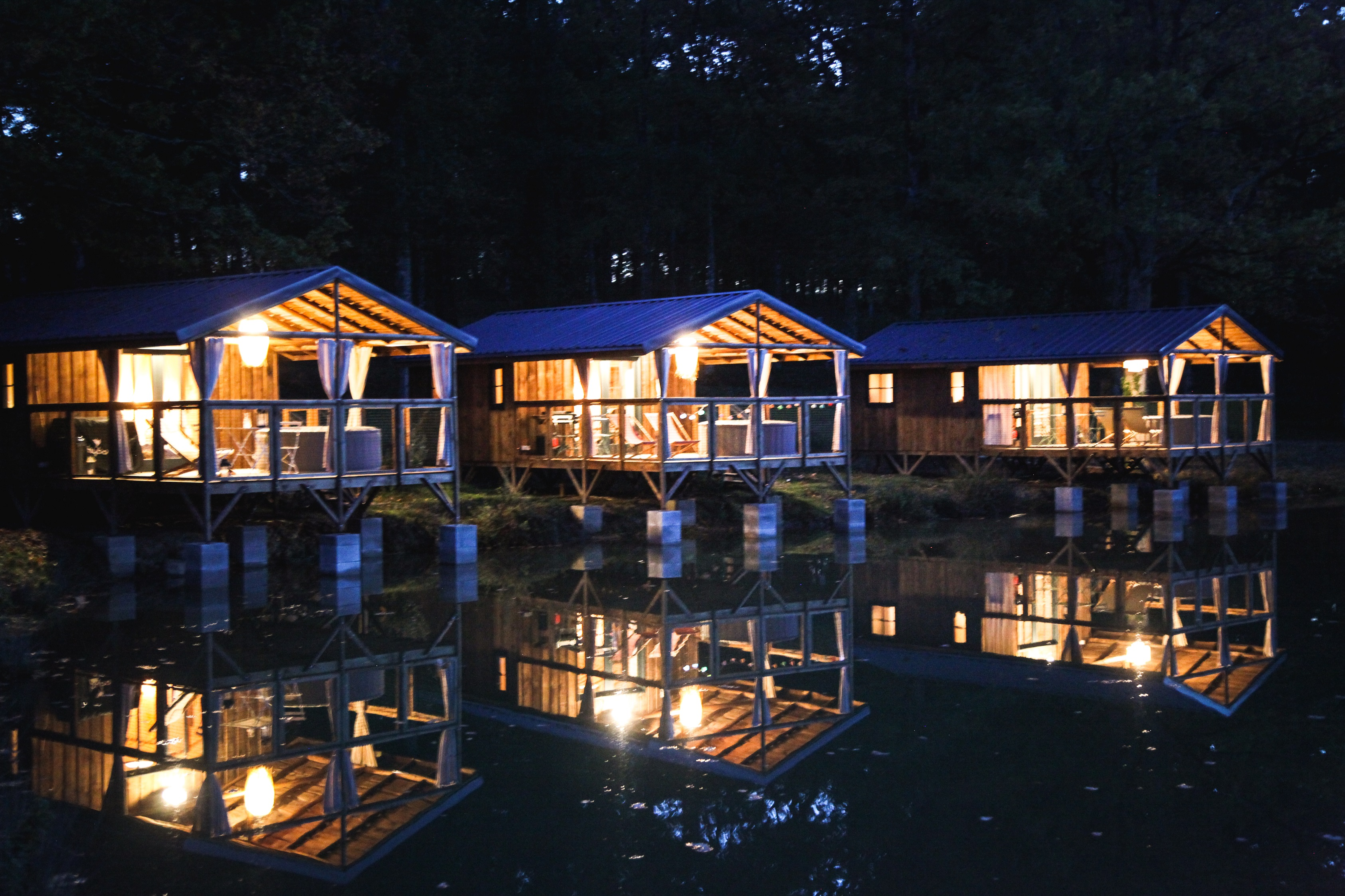 Camping Domaine Lacs de Gascogne, Seissan, Gers
