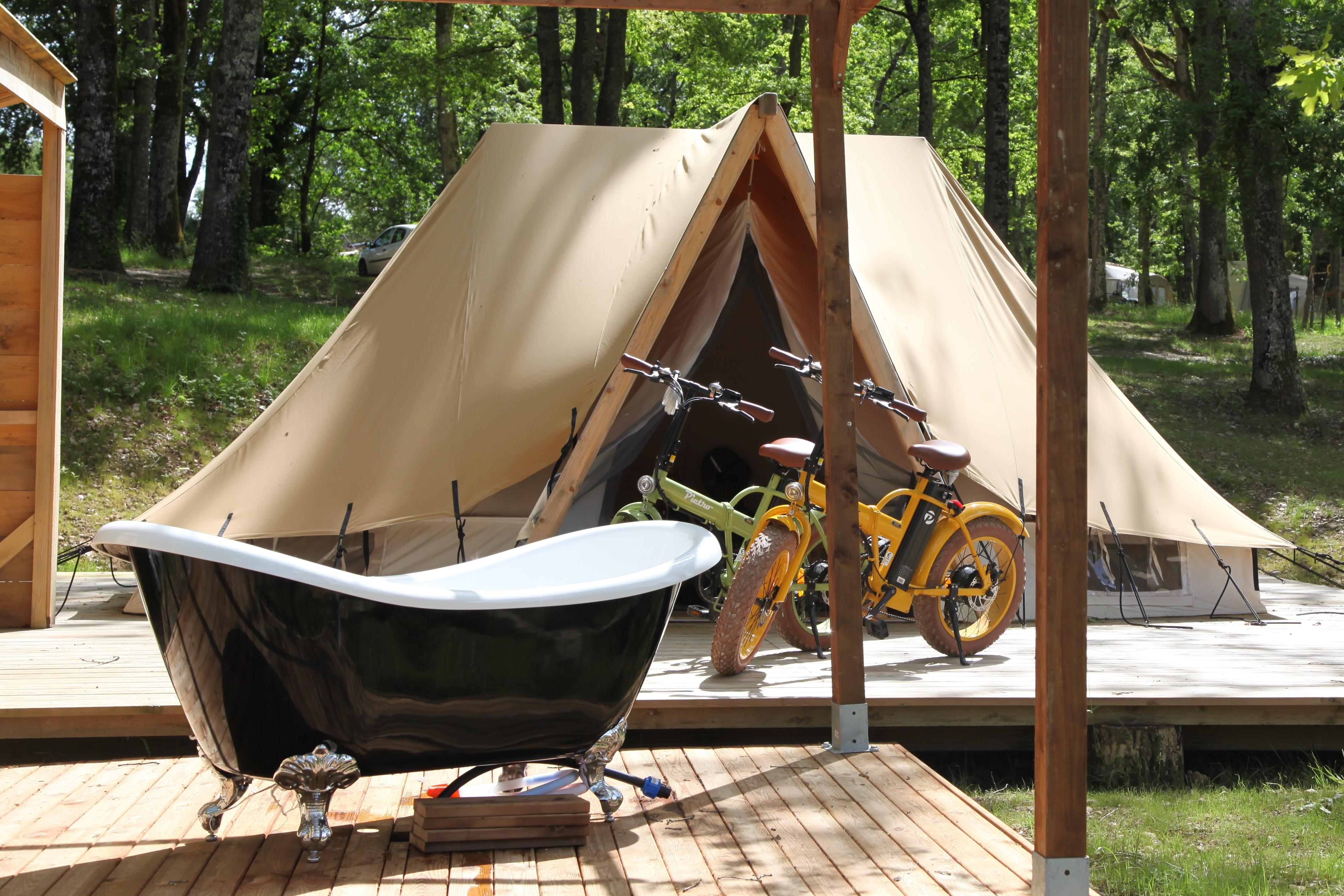 Location - Adventure Experience - Camping Domaine Lacs de Gascogne