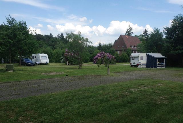 Emplacement - Emplacement Standard - Campingpark Im Borntal