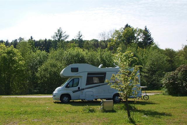 Emplacement - Emplacement Pour Camping-Car - Campingpark Im Borntal