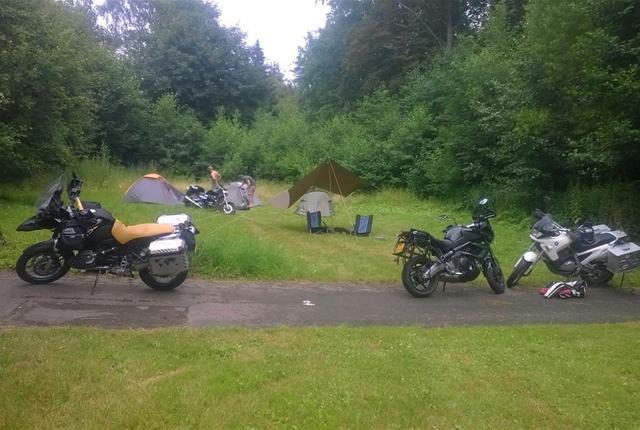 Emplacement - Emplacement Pour Tente - Campingpark Im Borntal