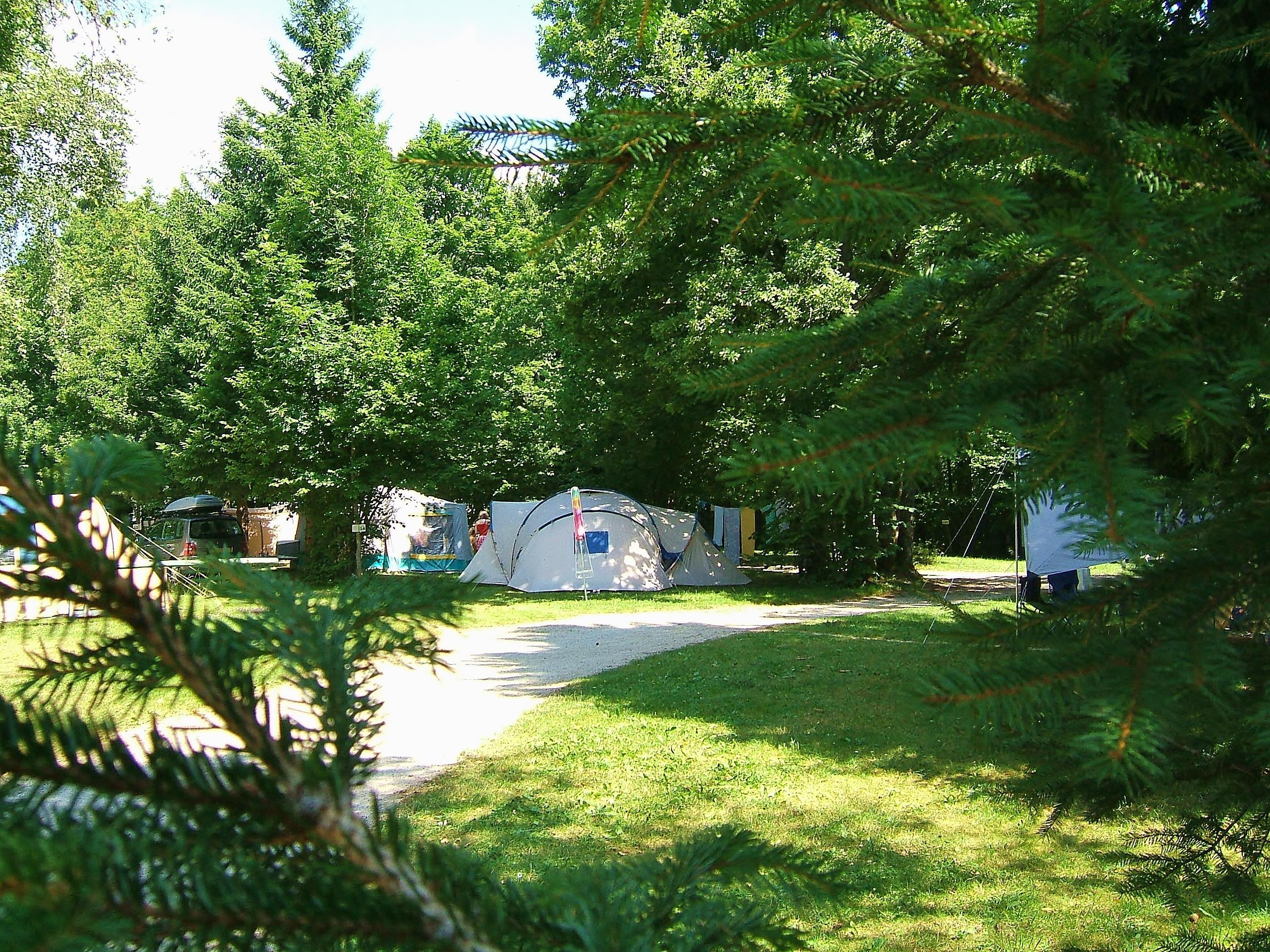 Camping de la Foret, Levier, Doubs