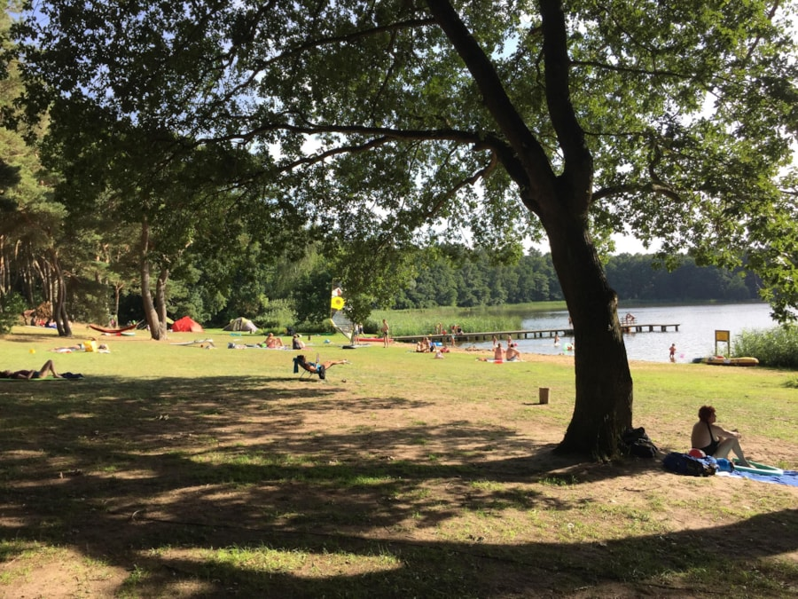 Camping Am Blanksee - Klein Pankow