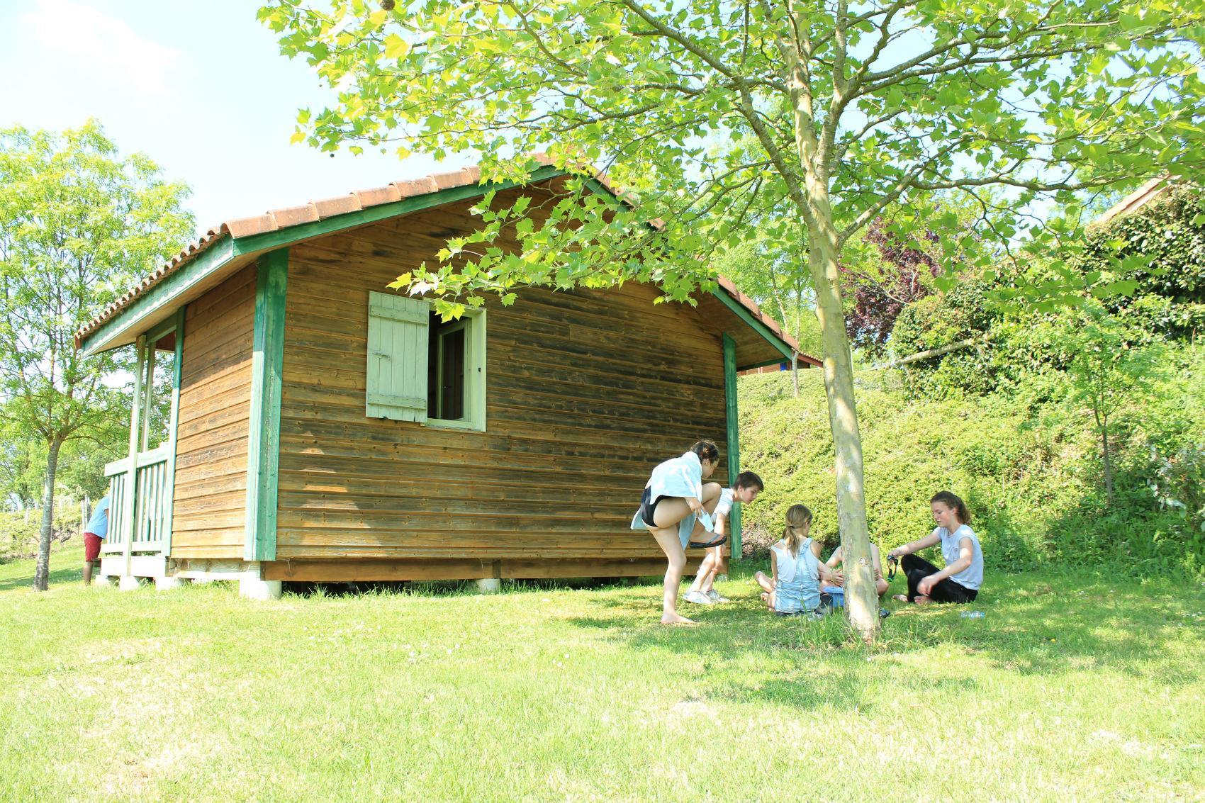 Camping Municipal les Gresillons, Saint-Georges-sur-Layon, Maine-et-Loire
