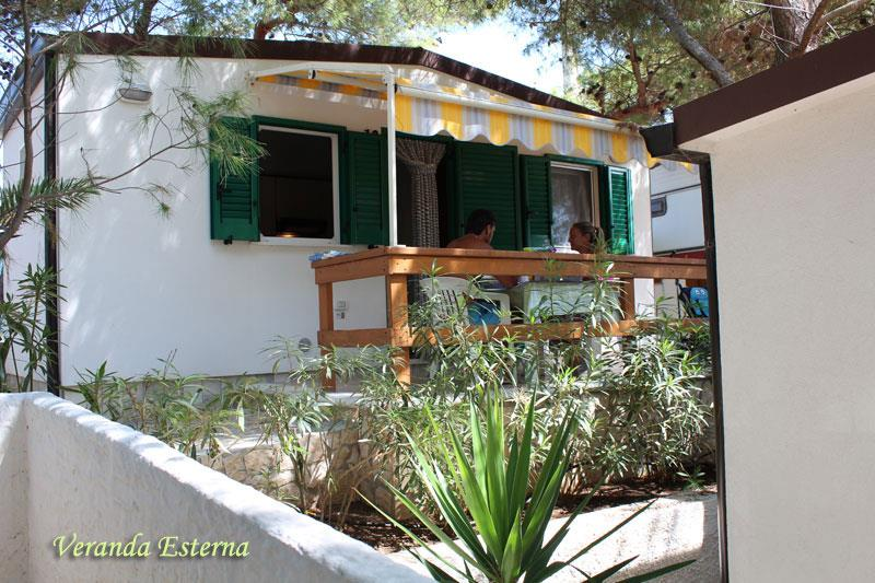 Location - Bungalow À Deux Pièces - Camping Village Molinella Vacanze