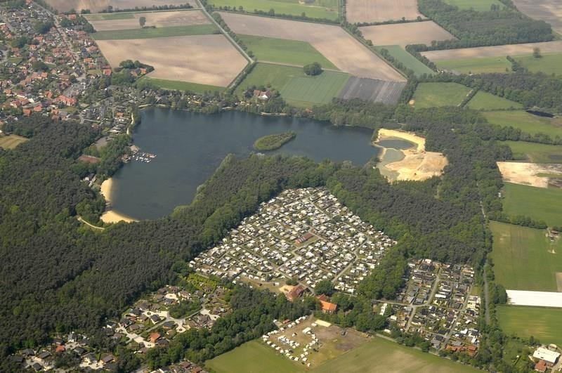 Campingpark Münsterland Eichenhof - Sassenberg