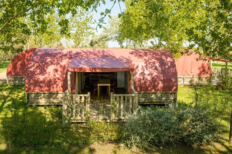 Location - Bungalow Oba 3 Chambres - Camping La Grande Vallée