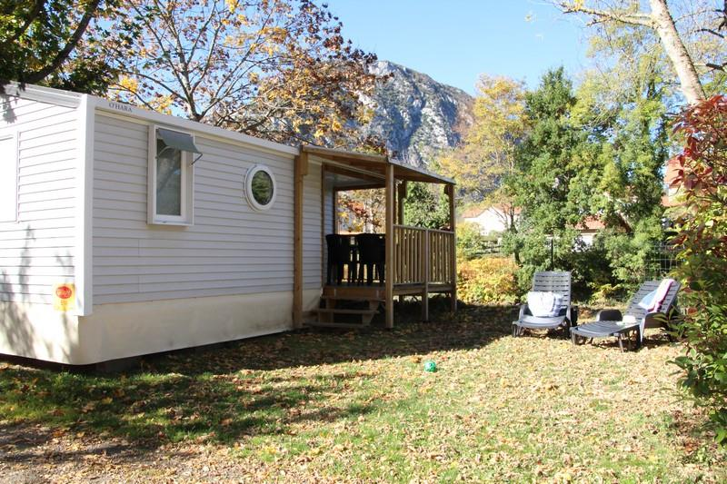 Location - Cottage Evasion Rivière 27M² (2 Chambres)*** - Yelloh! Village Le Pré Lombard