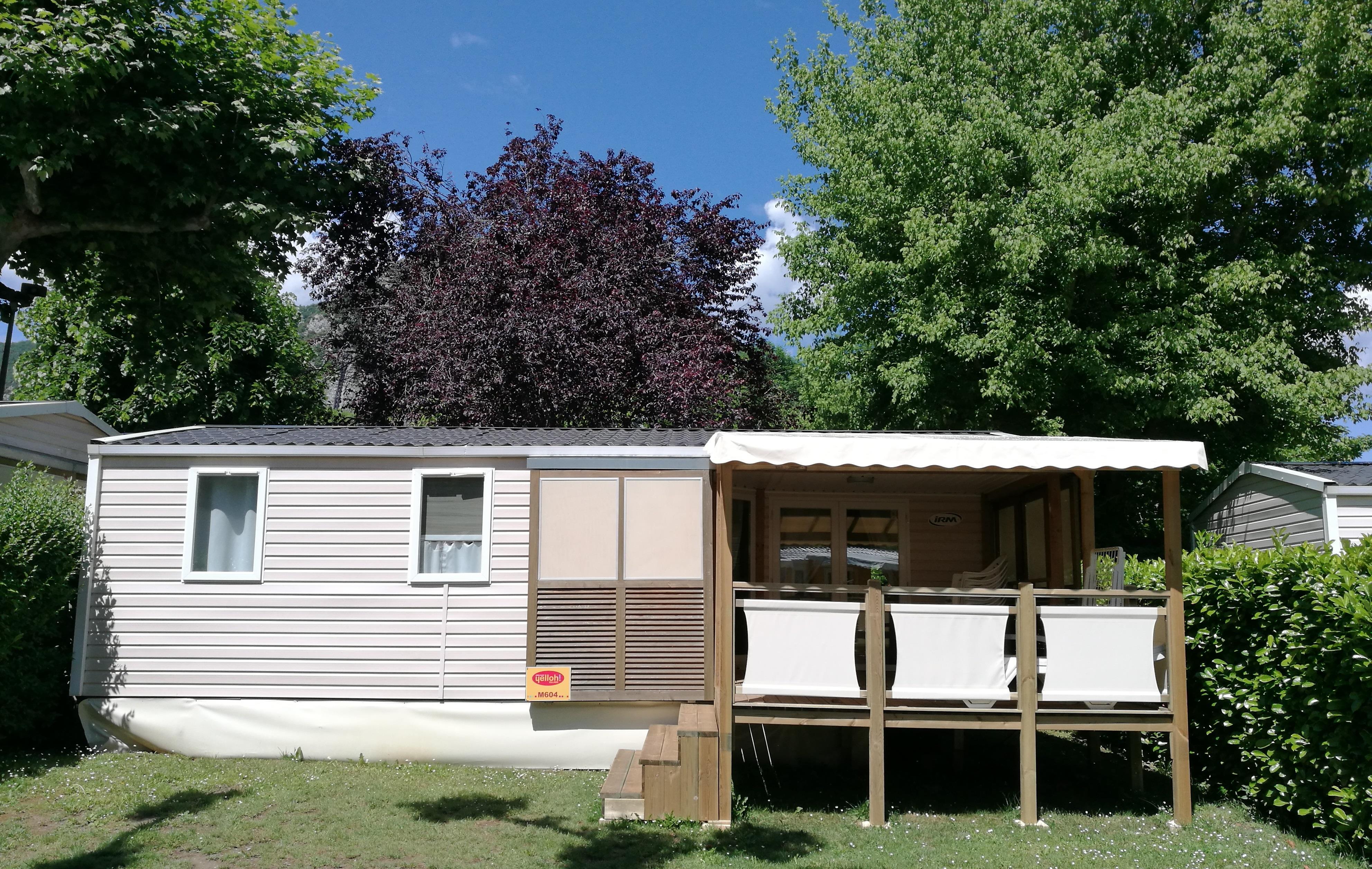 Location - Cottage Climatisé 29M2 (3 Chambres)*** - Yelloh! Village Le Pré Lombard
