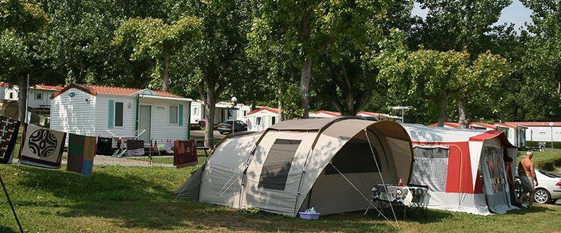 Camping Mendi Azpian, Urrugne, Pyrénées-Atlantiques