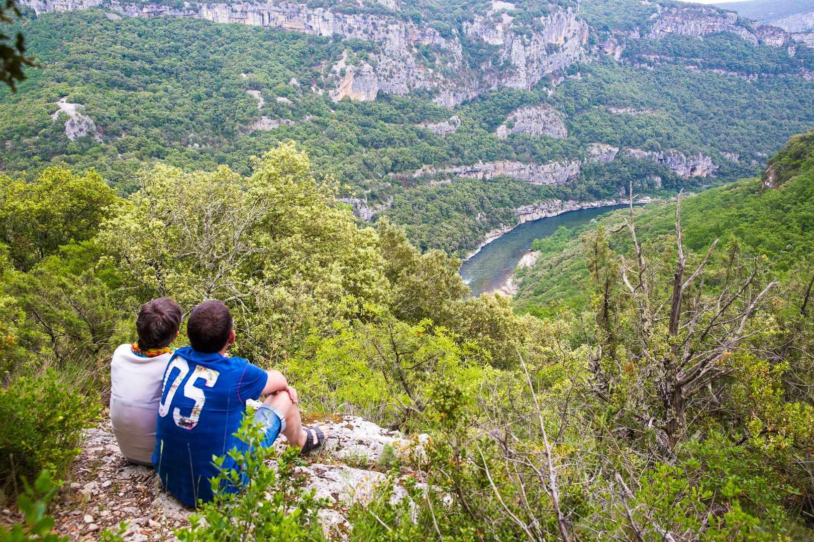 Camping Mille Etoiles, Labastide-de-Virac, Ardèche