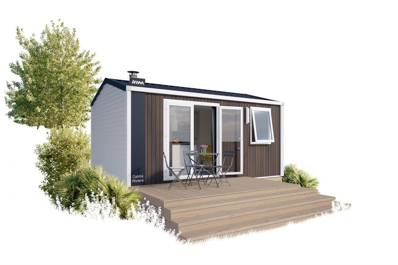 Location - Cottage 1 Chambre Duo Tv *** - Yelloh! Village La Roche Posay