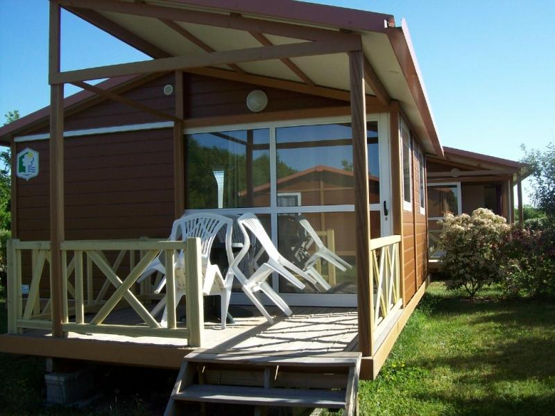 CYPRES . Chalet 2 pers. 20 m²